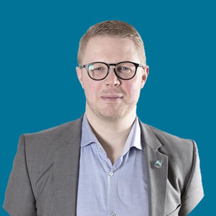 Søren Olesen, Formand